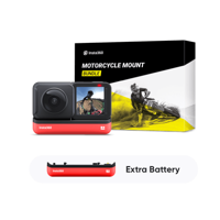 Insta360 One R - 360 Edition Motorcycle Kit