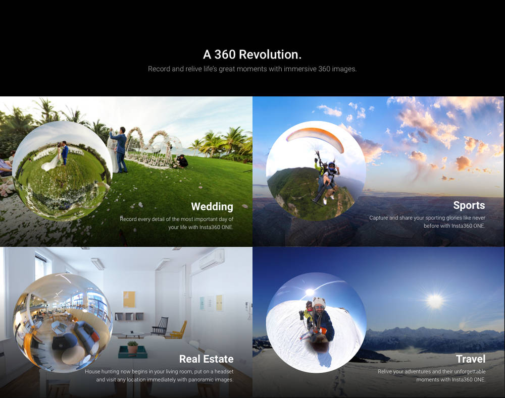 Insta360 ONE opis 1